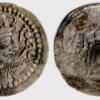 Western Turks, BI drachm, Later Nezak, Type 201