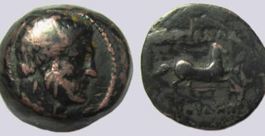 Bactrian Greeks, AE unit, Euthydemos I