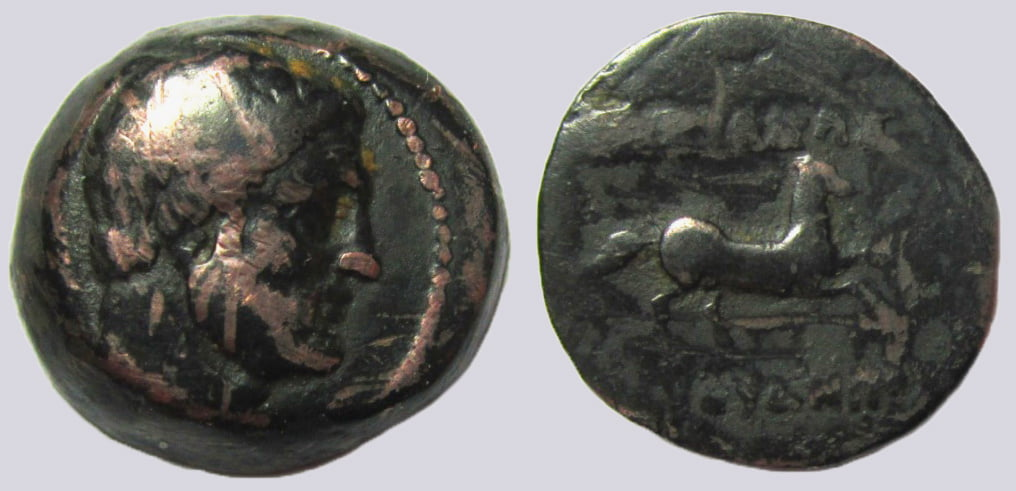 Bactrian Greeks, AE unit, Euthydemos