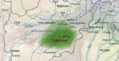 Western Turks, AE unit, Spur Martan Shah, RARE
