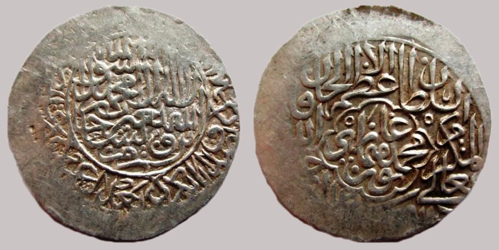 Mughal Empire, AR shahrukhi, Humayun, Agra