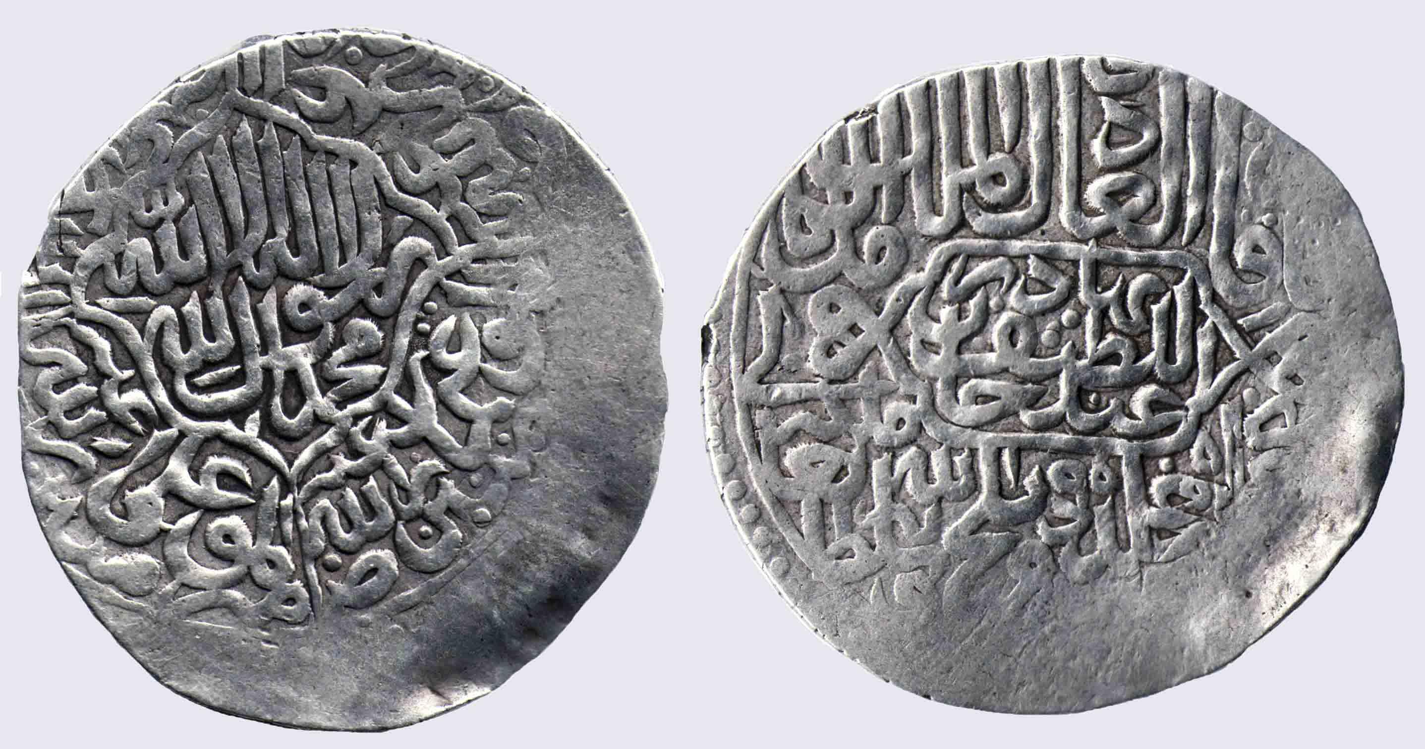 Shaybanid, AR tanga,`Abd al-Latif, Balkh, 955AH