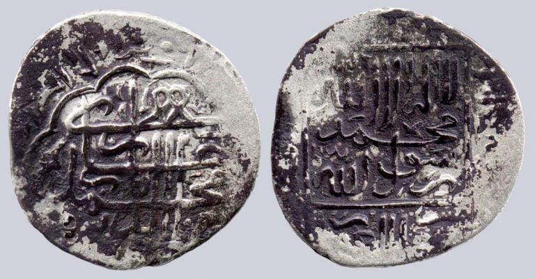 Timurid / Mughal, AR shahrukhi, Zahir al-din Babur, Badakshan